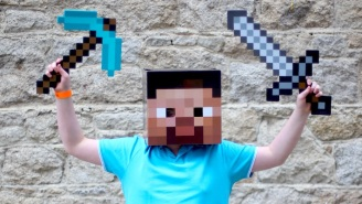 Even Music Festivals In 'Minecraft' Are Getting Postponed