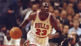 BJ Armstrong's Story About Michael Jordan Coming Back To The NBA Sounds A Lot Like 'Space Jam'