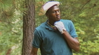 Michael Jordan's Historic Playoff Game In 1986 Was Fueled By A Bad Golf Outing With Danny Ainge