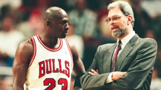 Phil Jackson Told Michael Jordan He Was 'Denying A Gift To Society' By Retiring In 1993