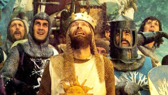 Looking Back At The Influence That 'Monty Python And The Holy Grail' Had On Comedy