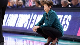 Muffet McGraw Is Stepping Down As Notre Dame's Women's Basketball Coach