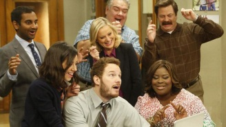 The 'Parks And Rec' Quarantine Reunion Special Will Open With A Surprise