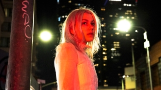 Phoebe Bridgers Announces Her New Album 'Punisher' With A Green Screen 'Kyoto' Video