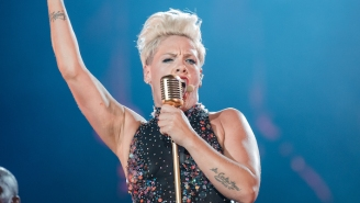 Pink Says That She Recently Tested Positive For The Coronavirus