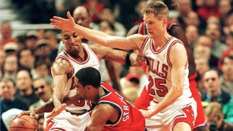 Steve Kerr Said 'Nobody Resented' Scottie Pippen And 'He Was Beloved' By 1997-98 Bulls