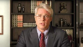 Anthony Fauci Approves Of Brad Pitt's Impression Of Him On 'SNL,' Obviously