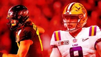 2020 NFL Draft Big Board: Ranking The Best Quarterbacks By Tiers