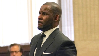 R. Kelly's Request For Early Release Has Been Denied