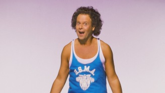 Richard Simmons Is Back (Sort Of) To Help People Stay Motivated While In Quarantine