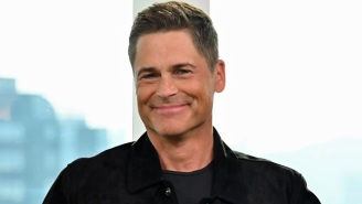 Rob Lowe Shares His 'Tiger King'-Themed Photo Shoot While Joking (?) About A New Series With Ryan Murphy