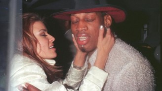 Carmen Electra Recalls The Time She And Dennis Rodman Had 'Sex All Over' The Chicago Bulls Practice Facility