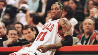 Kendall Gill Remembers Dennis Rodman Getting 20 Rebounds After Partying Til 5 AM