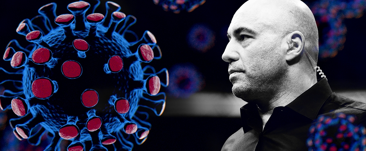 An Expert On Vaccines And Disease Control Phoned Into Joe Rogan's Podcast To Fight Coronavirus Myths