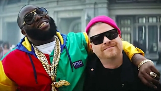 Run The Jewels Party On The Ashes Of Capitalism In Their Raucous 'Ooh La La' Video