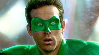 Ryan Reynolds Fired Another Shot At 'Green Lantern,' Even At A Rock-Bottom Price