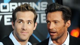 The Origin Of Hugh Jackman's 'Feud' With Ryan Reynolds Involves Scarlett Johansson