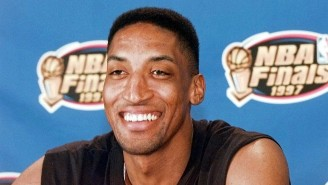 Scottie Pippen Delayed His Ankle Surgery In 1997 So He Wouldn't 'F*ck My Summer Up'