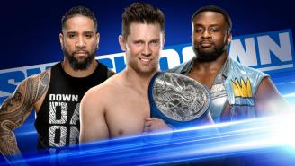 WWE Friday Night Smackdown Open Discussion Thread (4/17/20)