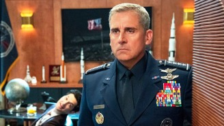 Netflix's 'Space Force' Unveils An Incredible Cast (Including Steve Carell) In First-Look Photos