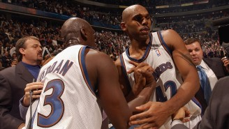 Jerry Stackhouse 'Lost A Little' Reverence For Michael Jordan After Playing For The Wizards