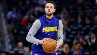 Steph Curry Got 'Overwhelmed' Trying To Assemble A Basketball Hoop In His Driveway
