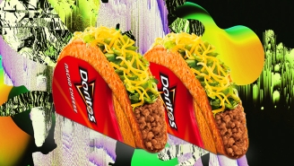 Taco Bell Is Giving Out Free Doritos Locos Tacos Today — Just Because