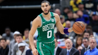 The Celtics Have Reportedly Signed Jayson Tatum To A Max Extension