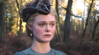 Hulu's 'The Great' Trailer With Elle Fanning And Nicholas Hoult Puts A Modern Spin On Historical Events