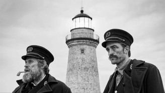 'The Lighthouse' Director Has Revealed That The Film's Original Pitch Was, Oh Boy, Kinda Saucy