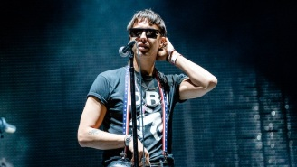 Julian Casablancas Admits The Strokes' New Album Isn't His Favorite One