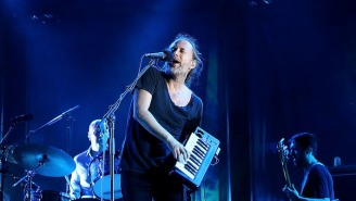 Radiohead Launch A TikTok Account With A Creepy New Chieftan Mews Video