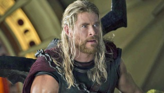 Chris Hemsworth Marked The First Day Of 'Thor: Love And Thunder' Shooting With A Message For Australia