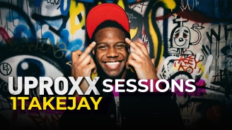 1TakeJay – Fucked Up (Live) | UPROXX Sessions