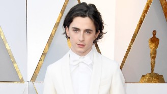 Timothée Chalamet Makes His 'Dune' Debut With A First Look At The Denis Villeneuve Reboot