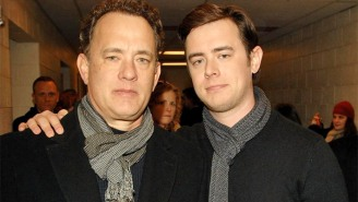 Colin Hanks Posted An Easy-To-Follow Tutorial On How To Fashion A Kerchief Into A Quarantine Mask