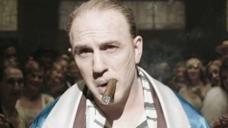 Tom Hardy Transforms Into A Wild Gangster In A Surprise 'Capone' Trailer With A VOD Release Date