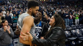 The NBA World Offered Condolences To Karl-Anthony Towns After His Mother, Jacqueline, Died From COVID-19