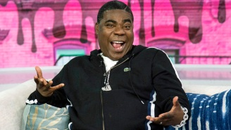 Tracy Morgan's Wild Interviews Didn't Stop With The 'Today' Show, He Kept Going