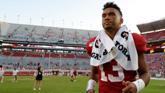 Tua Tagovailoa's Car Was Destroyed When A Tornado Hit His Nashville Apartment Complex