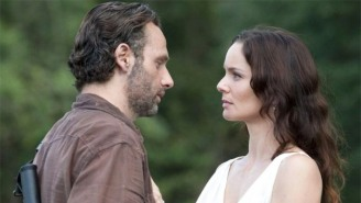 Andrew Lincoln's Co-Stars Discuss The Only Thing That He Couldn't Do Well On 'The Walking Dead'