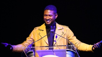 Usher Issues The 'Climax' Challenge After The Weeknd's 'Variety' Interview