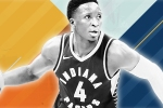 Victor Oladipo On Fashion, Training At Home, And Becoming A Ping Pong Master