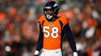 Von Miller Was 'Shocked' To Find Out About His Diagnosis Despite Quarantining For Months