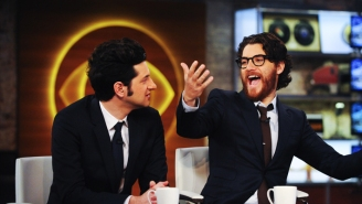 'What Is This Show?' — An Oral History Of The Adam Pally And Ben Schwartz 'Late Late Show' Takeover