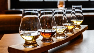 Our Tasting Notes On The Best-Selling Whiskies In The U.S.