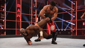 Apollo Crews Has Been Removed From The Men's Money In The Bank Ladder Match