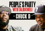 'People's Party With Talib Kweli' Episode 43 -- Chuck D
