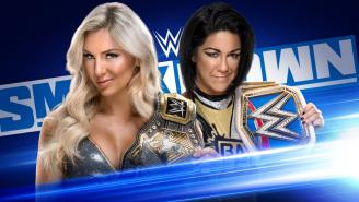 WWE Friday Night Smackdown Open Discussion Thread: Champion Vs. (Omnipresent) Champion