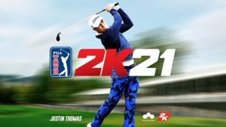 'PGA Tour 2K21' Will Feature 12 Pros And 15 Courses, Including Cover Athlete Justin Thomas